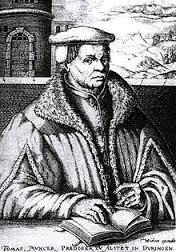 Thomas Múntzer (1489-1525)