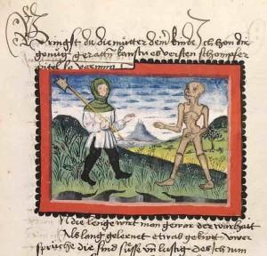 Alle Abbildungen aus der Heidelberger Handschrift cpg76-0047 (um 1470)