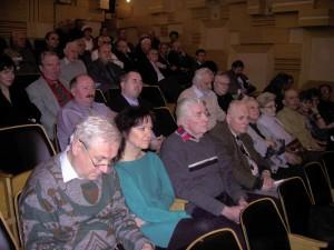 2009-02-26 Podiumsdiskussion Prag, Publikum