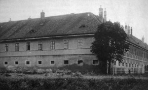 Alte Reiterkaserne in Postelberg