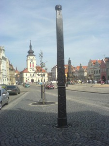 Marktplatz von Žatec|Saaz