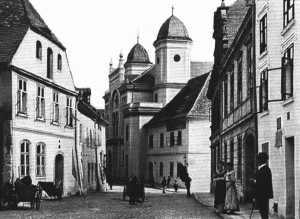1910-Saaz-Synagoge