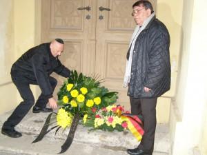 Petr Šimáček und Otokar Löbl