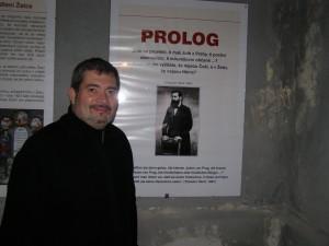 Daniel Černý, majitel synagogy