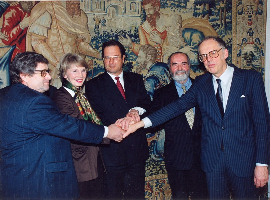 1998-03-04 Zukunftsfondstreffen