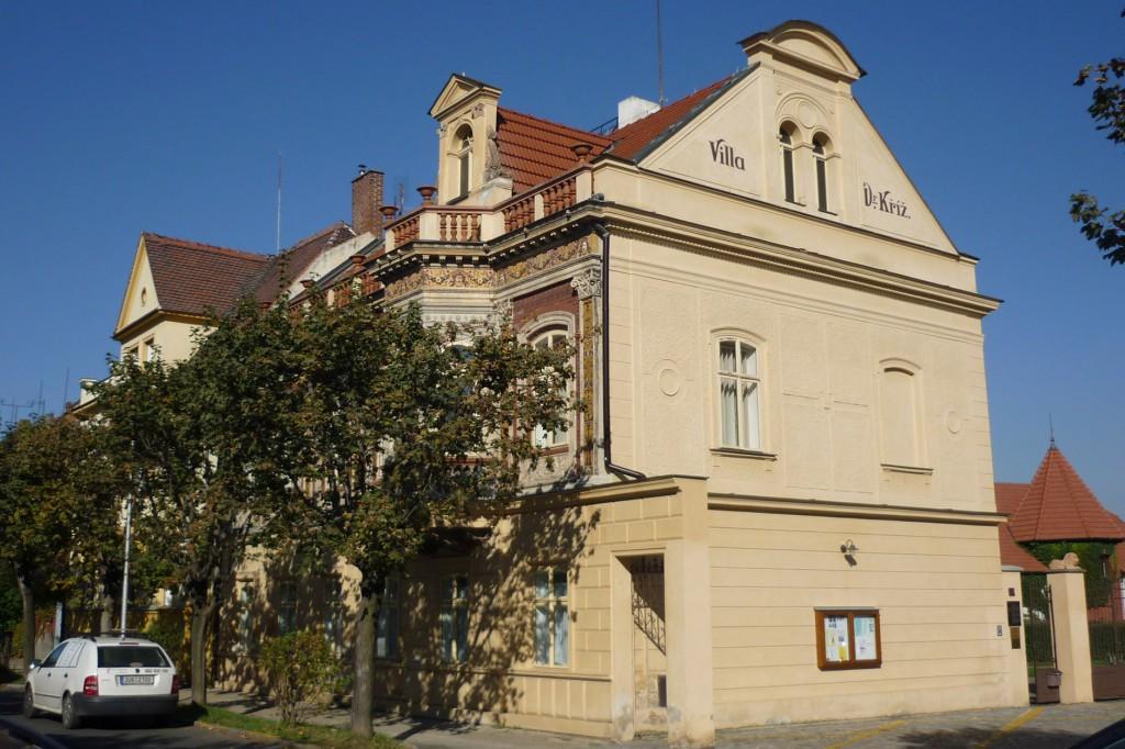 Saaz Villa Kriz