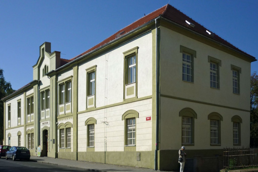Saazer Regionalmuseum (Foto Wikipedia-User UserSchiDD)