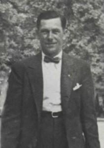 Gustav Borstendörfer, Saaz in den dreißiger Jahren