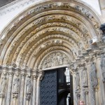 Brana katedraly ve Freiburgu